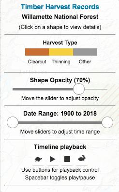 Leaflet Time Slider